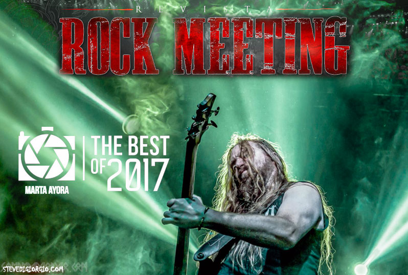 The Best of 2017 by Rock Meeting Digital Magazine