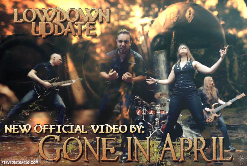 New Official Video from Gone In April is Out Now!