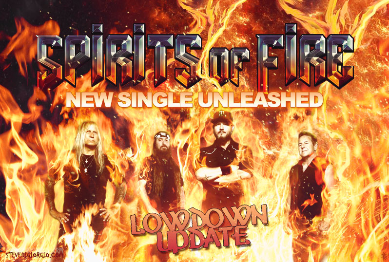Spirits Of Fire New Single Unleashed