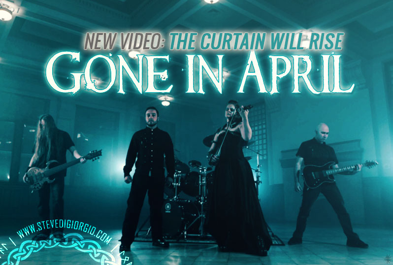 New Video from Gone In April